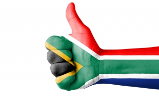 South Africans Better Off Than Before